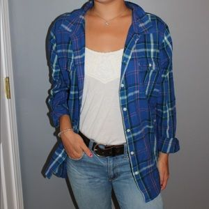Old Navy button down Flannel